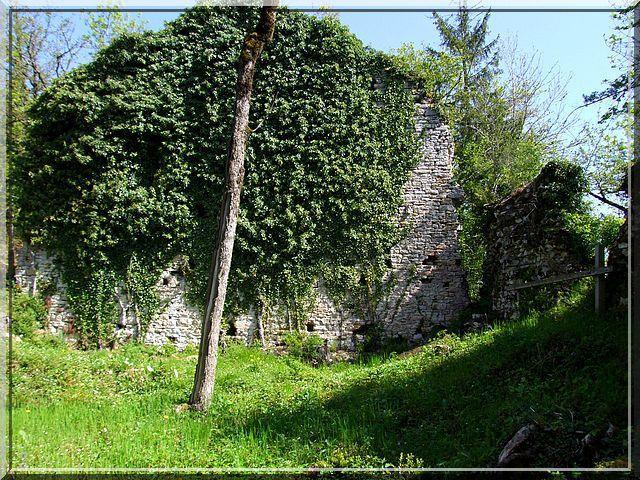 Diaporama château de La Tour du Meix