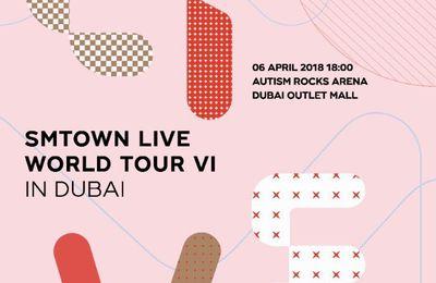 Smtown à Dubaï