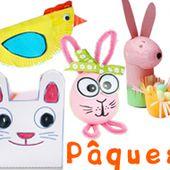 Origami papier pour Paques : Des idees de pliages faciles