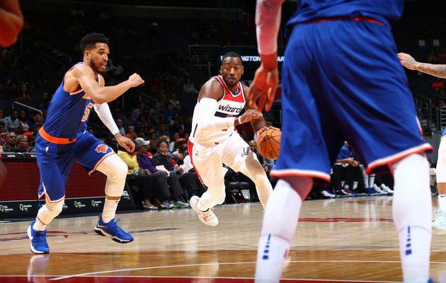 Pré-saison : Washington vient à bout des Knicks