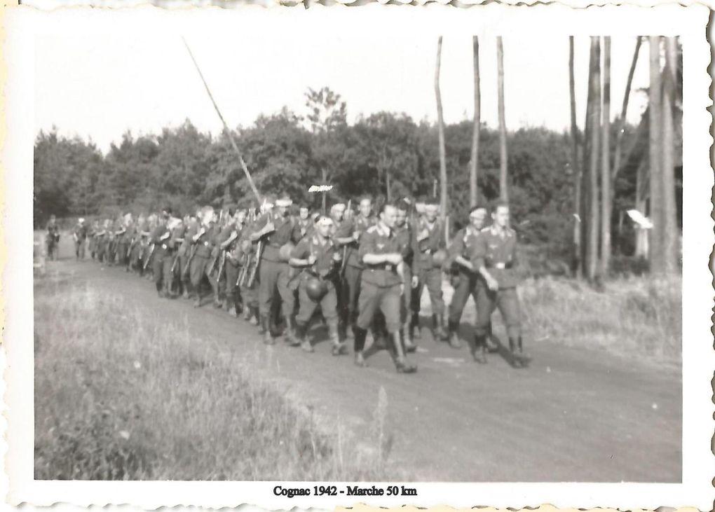 Etonnant témoignage... des homme n'étaient pas tous des volontaires pour la guerre et encore moins des nazis..  des hommes comme les notres.. pères, fils et frères...