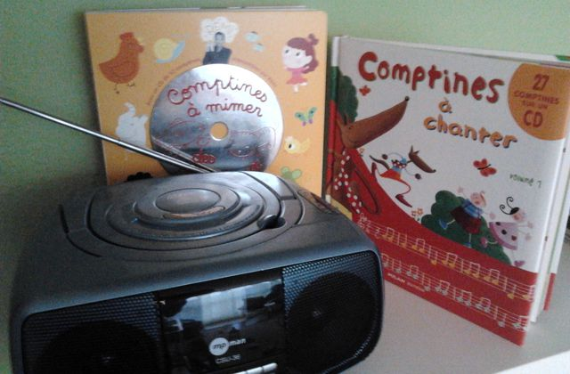 Papa Online ! a testé pour vous... le radio CD
