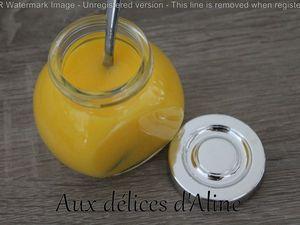 Lemon curd (crème de citron) de C. FELDER