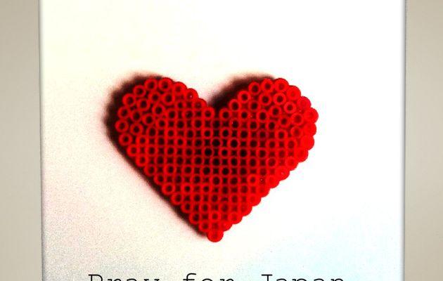 Je soutiens le Japon et Jean-Philippe