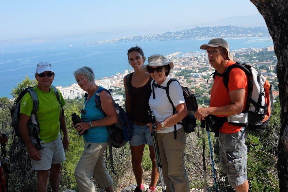 De la Madrague, Tour de Marseilleveyre