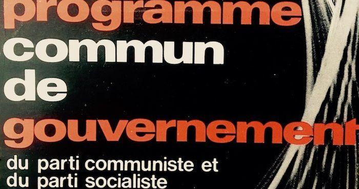 Histoire - Quand Mitterrand parlait de rupture avec le système capitaliste ... - Le Programme commun de la gauche (1ère partie)