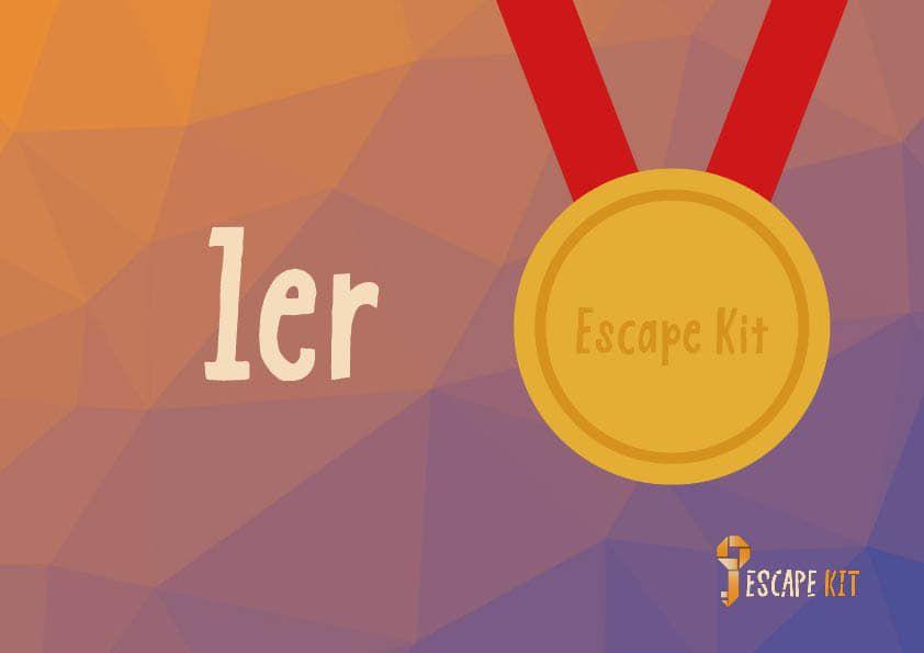 Escape Kit : l'Ecole Ensorcelée