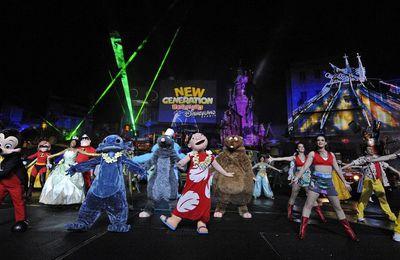 Coup d'envoi de L'année de la nouvelle génération Disney