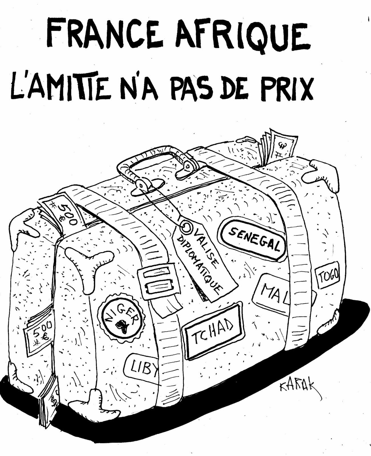 Françafrique (toujours)