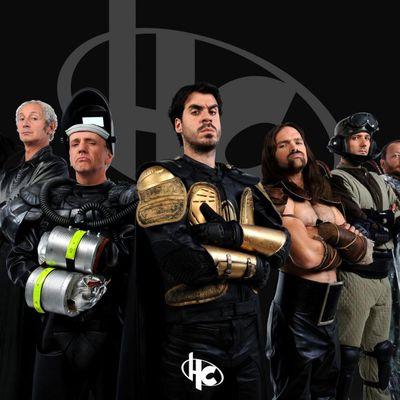 Hero Corp : le renouveau des super héros !