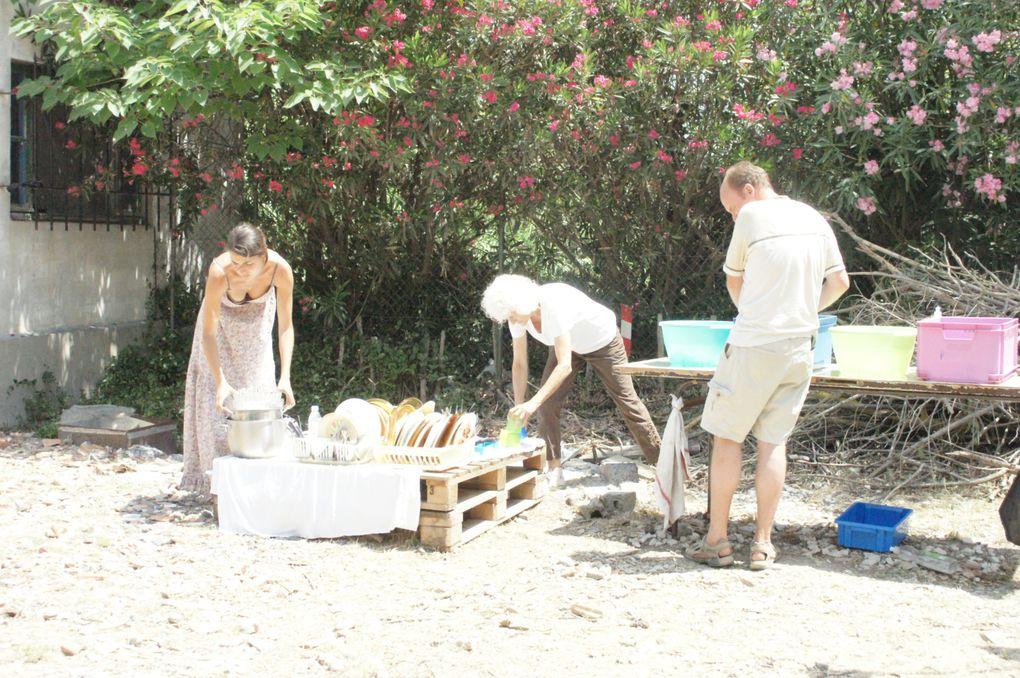 Tout ça c'était les 1er, 2 & 3 juillet en Camargue...