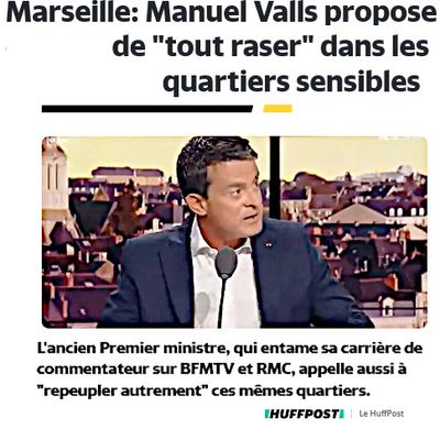 Marseille : La solution finale ?