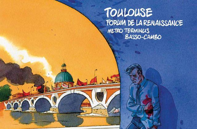 TOULOUSE : 5ème FESTIVAL DE LA LITTERATURE POLICIERE