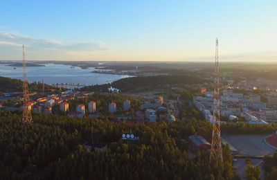 Lahti, capitale verte de l'Europe 2021, signe une initiative originale