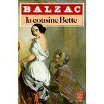 Balzac La Cousine Bette ****+