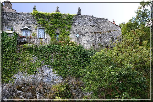 Diaporama château de Mauléon-Barousse