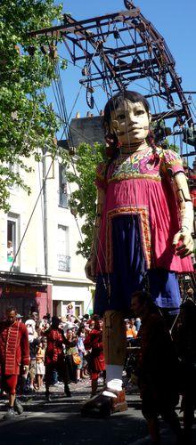 Nantes et son Royal de Luxe