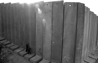 Poème. Noël en Palestine. Le mur....