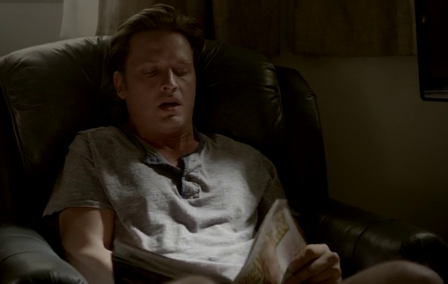 Critiques Séries : Rectify. Saison 1. Episode 2. Sexual Peeling.