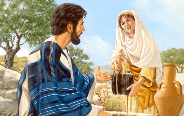 3e dimanche de carême, année A