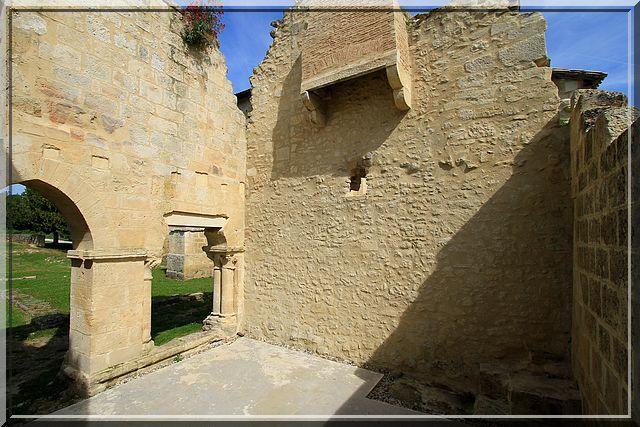 Diaporama abbaye Saint Maurice - Blasimon