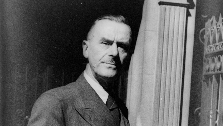 Thomas Mann © DR