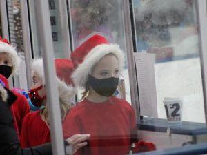 gala de patin a glace de Noel