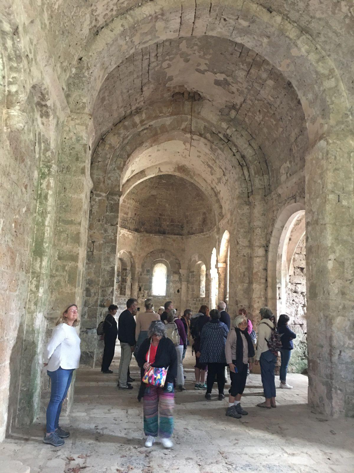 ► WEEK END SORTIE Groupe AVEYRON 2021 hauts lieux vibratoires et sacrés La Couvertoirade