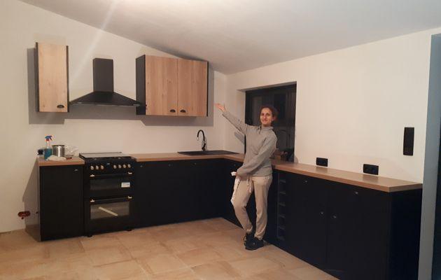 Atelier : la cuisine !