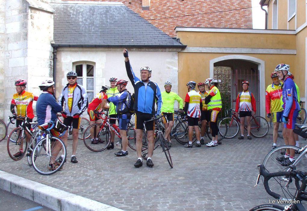 Brevet des retraités 100 km