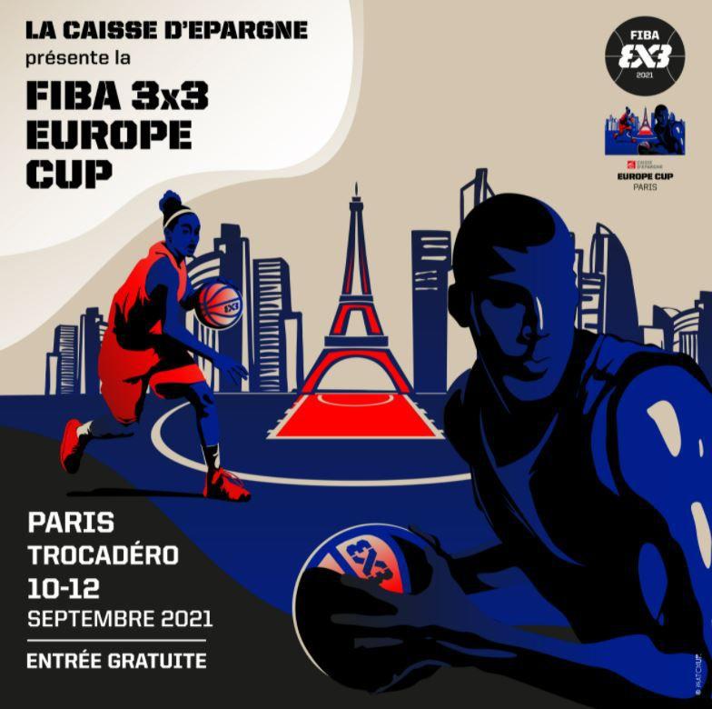 La FIBA 3x3 Europe Cup : Comment suivre la compétition dimanche ?