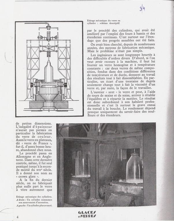 Album - Articles de la revue GLACES et VERRES-192X