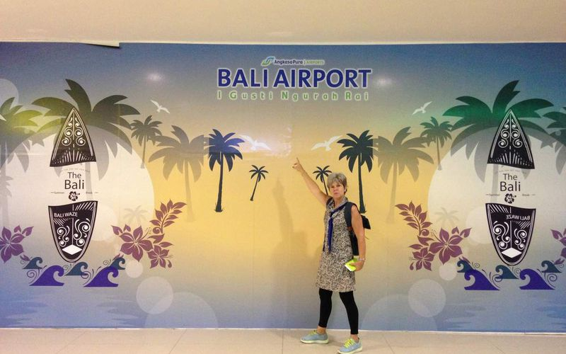 Journey from Bali to Java and 5 days in YOGYAKARTA