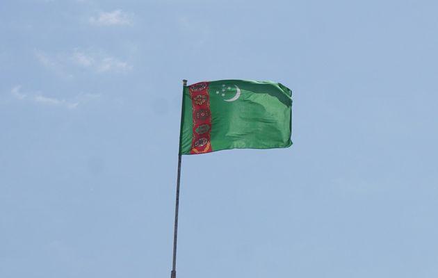Transit au Turkménistan