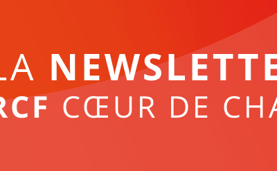 RCF la NEWSLETTER du lundi 19 avril