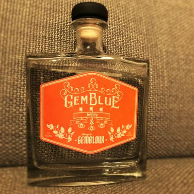 Gemblue Gin - Hoppy