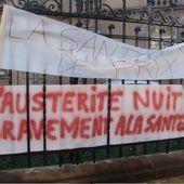 VAL-DE-MARNE : Le ras-le-bol des AIDES-SOIGNANTES à l'hôpital Henri-Mondor de Créteil