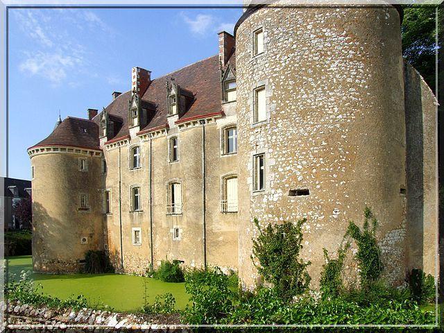 Diaporama château de Lys Saint Georges