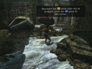 Moult activités d'acrobate pour Lara.