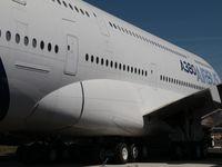 A380, dédicace spéciale à un bel oiseau voué à disparaître