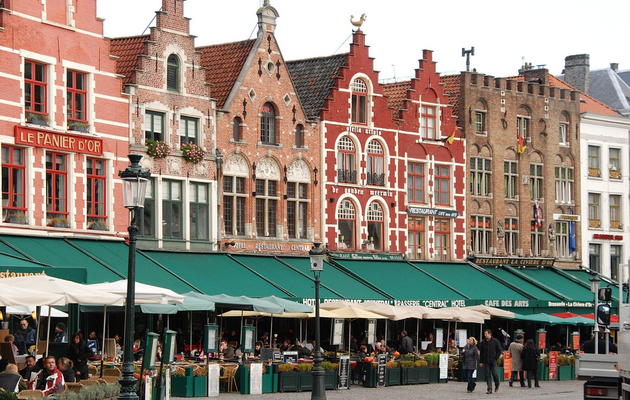 L'instant néerlandais du jour (2020_05_08): de horeca