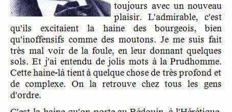Vive Flaubert !