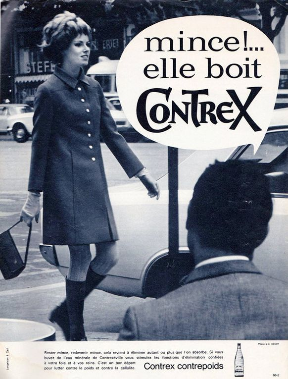 PUBLICITES :  QUE  D'EAUX !...