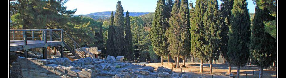 Crète : Cnossos, la civilisation minoenne