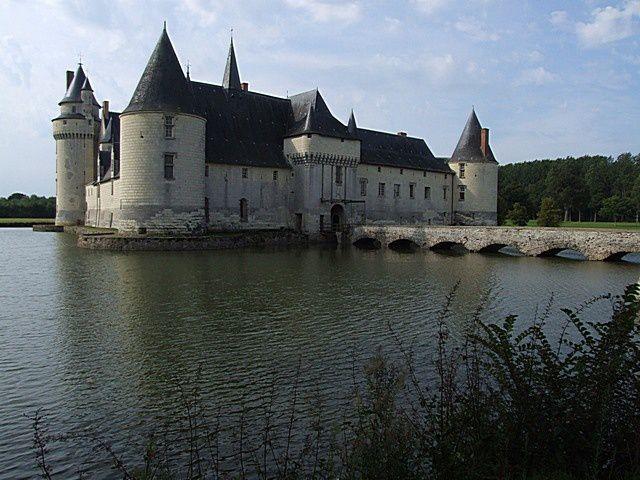 Diaporama château de Le Plessis Bourré à Ecuillé
