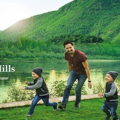 Buy Godrej Riverhills Mahalunge Pune - New Launch Township by Godrej Properties