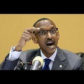 Paul Kagame admits ordering the 1994 assassination of President Juvenal Habyarimana of Rwanda
