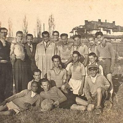 NEAGU MIHAI , Born in 23 November 1924 in Cernauti , Photo from Year 1944 from Bucharest