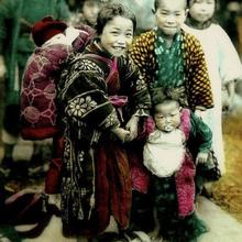 L'enfance de Ueshiba Moriheï