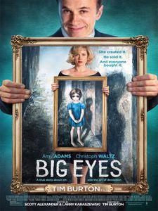 BIG EYES de Tim Burton [résumé et critique]